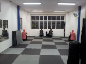 Main Training Area 5