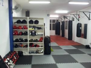 Main Training Area 7