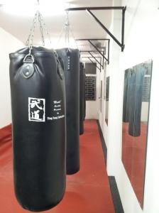 Punching Bag Area 9