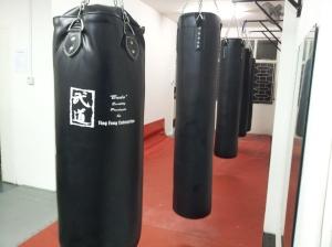 Punching Bag Area 10