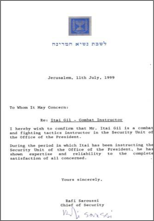 OfficeofPresidentLetter